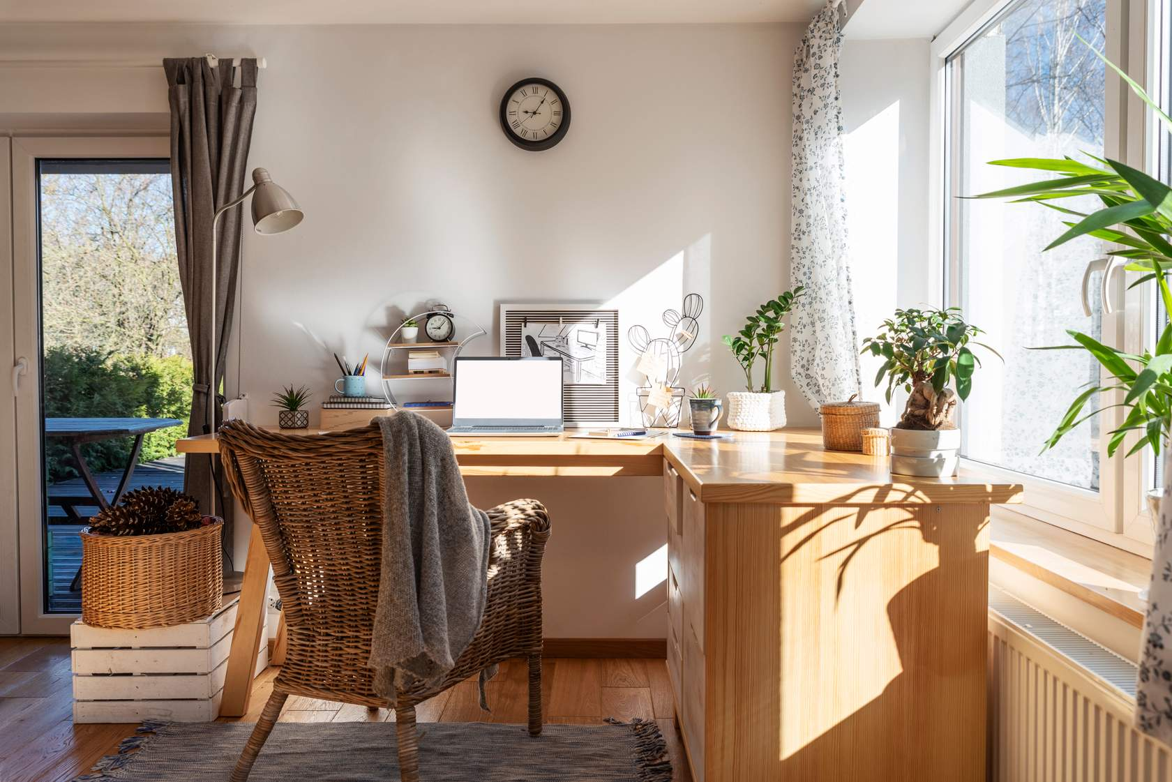 Healthy Home Working